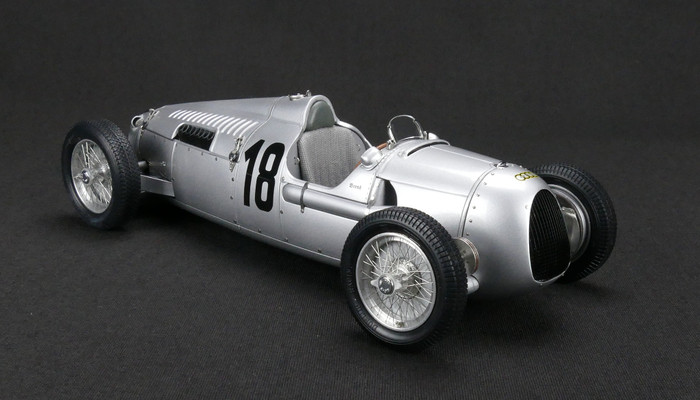M-161-Auto Union Type C #18 Eifel Race 1936